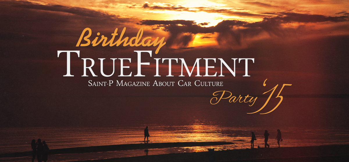 True Fitment Birthday Party '15