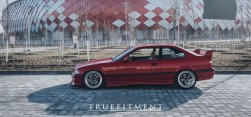 Warning, Danger! – BMW E36 2JZ-GTE
