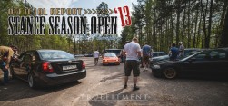STANCE SEASON OPEN '13 | Official Report