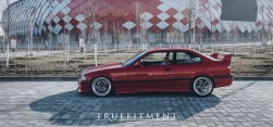 Warning, Danger! - BMW E36 2JZ-GTE