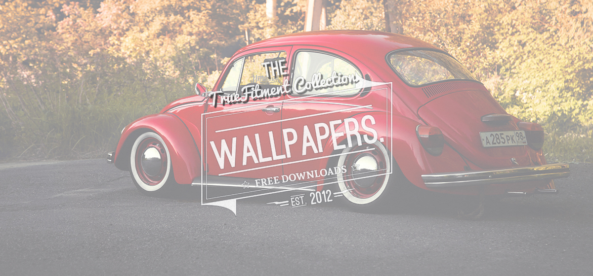 Wallpaper: VW Beetle – They Found Each Other