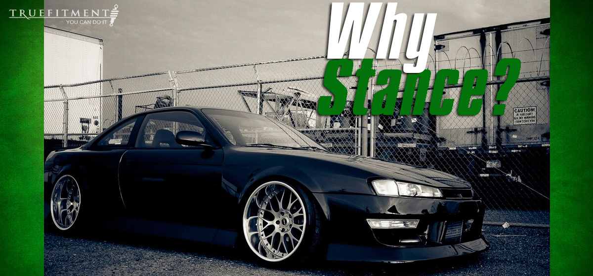 Why Stance?